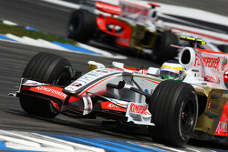 Giancarlo Fisichella, Force India F1 Team, VJM-01 ve Adrian Sutil, Force India F1 Team, VJM-01