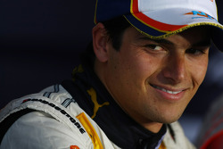 Press conference: second place Nelson A. Piquet