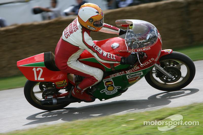 Стів Вінн, 1978 Ducati 900SS TT (ран. Майк Хейлвуд)