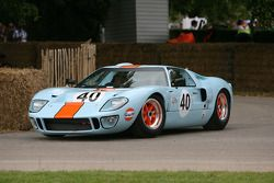 Richard Attwood, 1965 Ford GT40