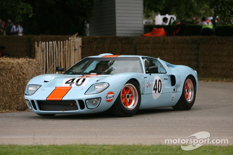 Ричард Эттвуд, Ford GT40 1965