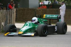 Hamish Morrison, 1983 Tyrrell-Cosworth 012 (ex Michele Alboreto)