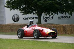 Lukus Huni, 1957 Maserati 250F (ex Juan Manuel Fangio)