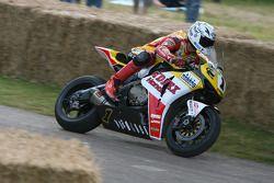 Guy Martin, 2008 Hydrex Bike Animal Honda CBR1000RR