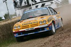 Russell Brookes, 1985 Opel Manta 400