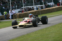 Martin Donnelly, 1968 Lotus Cosworth 49B