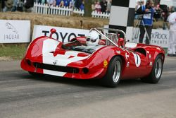 Richard Stiles, 1967 Lola Chevrolet T70 Spyder (ex John Surtees)