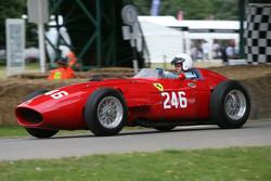 Roald Goethe im Ferrari 246 Dino von 1960
