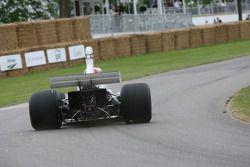 Manfredo Rossi di Montelera, 1973 Brabham Cosworth BT42 (ex Carlos Reutemann)