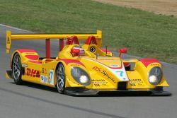 # 7 Penske Racing Porsche RS Spyder: Timo Bernhard, Romain Dumas