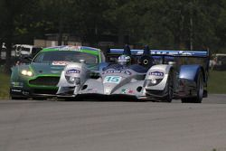 #15 Lowe's Fernandez Racing Acura ARX-01B Acura: Adrian Fernandez, Luis Diaz et #007 Drayson - Barwe