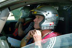 #10 Team Germany 1 Porsche Cayenne S Transsyberia: Armin Schwarz et Andreas Schulz