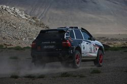 STT Racing / Porsche Poland Porsche Cayenne S Transsyberia : Robert Szustkowski; Jaroslaw Kazberuk