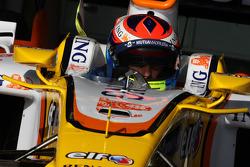 Romain Grosjean, Test Pilotu, Renault F1 Team