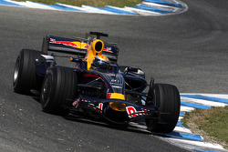 Sebastian Buemi, Test Pilotu, Red Bull Racing