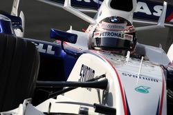 Christian Klien, Test Pilotu, BMW Sauber F1 Team