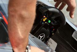 direksiyon, Gary Paffett, Test Pilotu, McLaren Mercedes