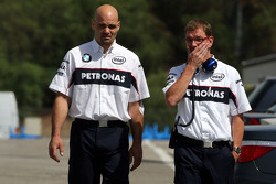 BMW Sauber F1 Team mechanic injured earlier is released from medical centre