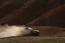 Team Oz - Unfinished Business Porsche Cayenne S Transsyberia : Paul Watson et David Morley