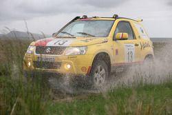 #13 Suzuki / Maxi Suzuki Grand Vitara 3D DDiS: Melina Frey et Alexandra Hahn