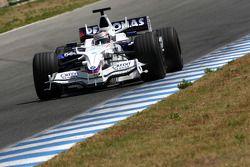 Christian Klien, Test Driver, BMW Sauber F1 Team, F1.08