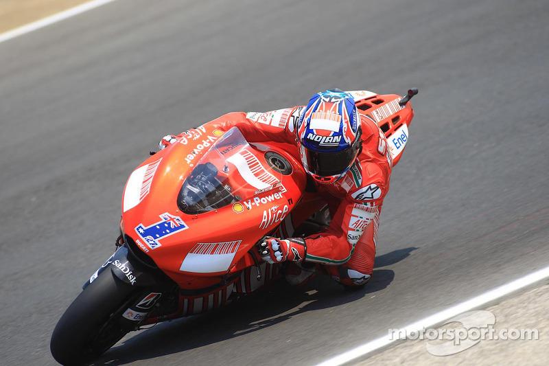 2008: Casey Stoner, Ducati