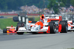 Pace lap: Helio Castroneves