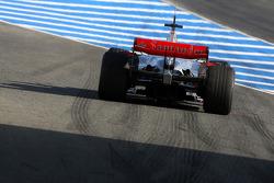 Pedro de la Rosa, Test Pilotu, McLaren Mercedes, MP4-23
