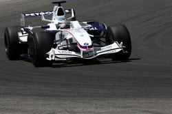 Nick Heidfeld, BMW Sauber F1 Team, F3.08, slick tyres