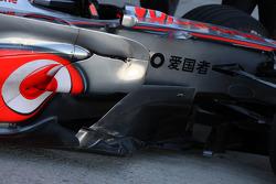Pedro de la Rosa, Test Pilotu, McLaren Mercedes, MP4-23, detay