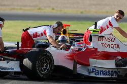 Kamui Kobayashi, Test Pilotu, Toyota F1 Team, David Coulthard, Red Bull Racing