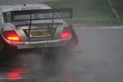 Detail of Bernd Schneider, Team HWA AMG Mercedes, AMG Mercedes C-Klasse