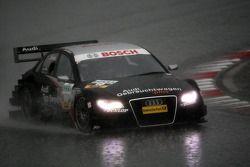 Timo Scheider, Audi Sport Team Abt, Audi A4 DTM in heavy rain