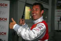 Pole position for Tom Kristensen, Audi Sport Team Abt