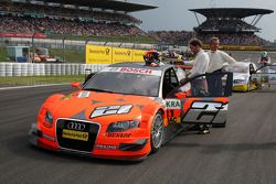 Christijan Albers, TME, Audi A4 DTM at the starting grid