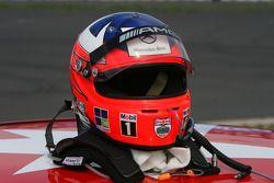 Helmet of Gary Paffett, Persson Motorsport AMG Mercedes, AMG-Mercedes C-Klasse