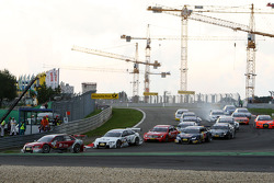 Start: Mike Rockenfeller, Audi Sport Team Rosberg, Audi A4 DTM