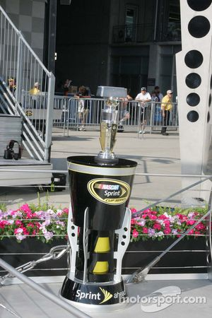 The Allstate 400 Trophy