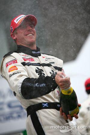 #35 Houzan Kraft SC430: Peter Dumbreck