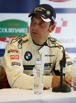 Post-race press conference: Jorg Muller