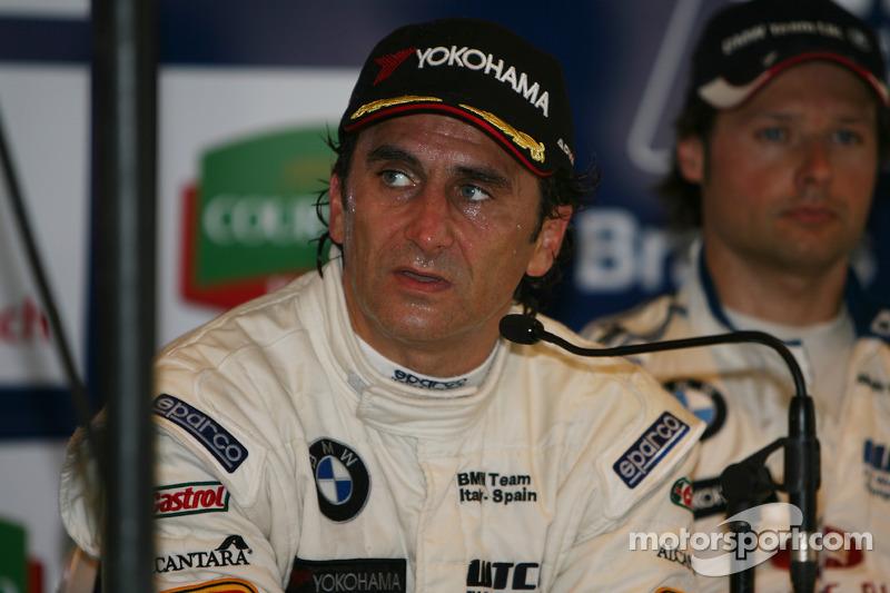 Post-race press conference: Alex Zanardi