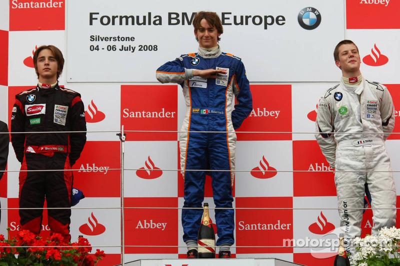 Fórmula BMW Europa 2008