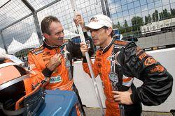 Mark Patterson and Oswaldo Negri