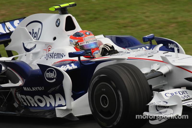 Robert Kubica, GP Węgier 2008