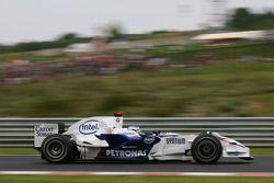 Nick Heidfeld, BMW-Sauber F1.08