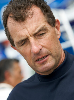 Barry Green, manager of Jacques Villeneuve