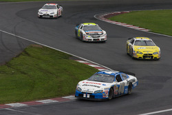 Scott Pruett, Patrick Carpentier, Jacques Villeneuve and Andrew Ranger