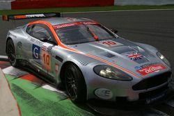 #10 Gigawave Motorsport Aston Martin DB9: Philipp Peter, Allan Simonsen, Darren Turner, Andrew Thomp
