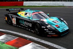 #1 Vitaphone Racing Team Maserati MC 12: Andrea Bertolini, Michael Bartels, Stéphane Sarrazin, Eric