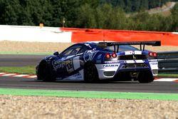 #106 Delahaye Racing Ferrari 430 GT3: Julien Schroyen, Marc Faggionato, Damien Coens, Armand Fumal
